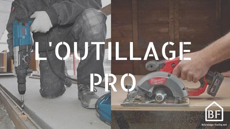 outillage Pro