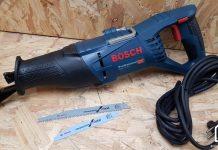 Scie sabre Bosch pro GSA1100 E