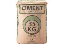 sac de ciment