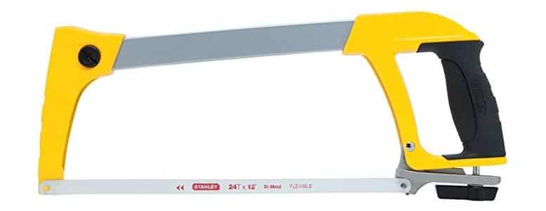 scie à métaux Stanley Turbocut