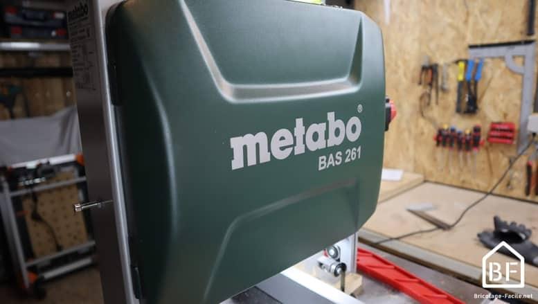 scie à ruban Metabo BAS 261