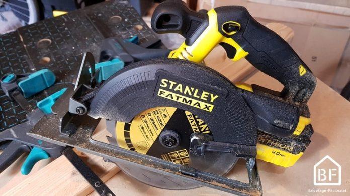 Scie circulaire sans fil Stanley FMC660M2