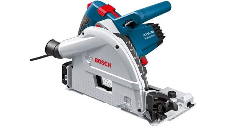 Scie plongeante Bosch Professional GKT 55 GCE