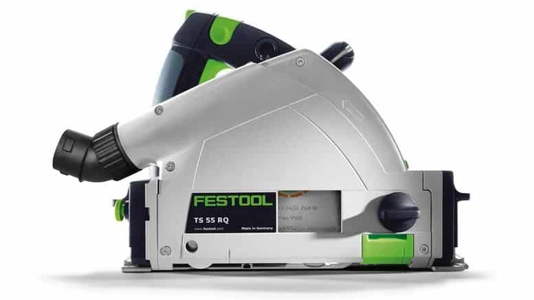 Scie plongeante Festool TS 55 RQ-plus