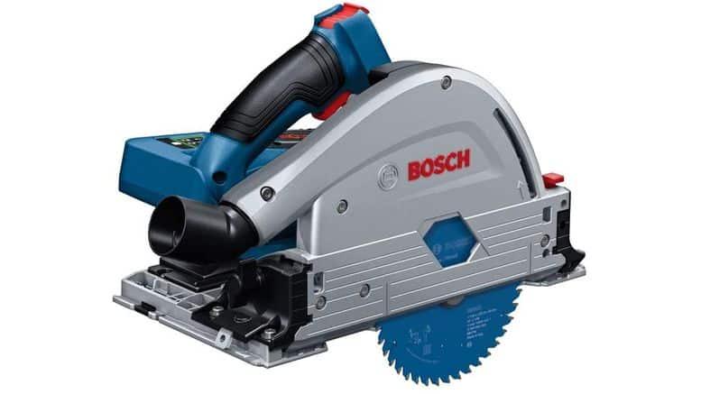 Scie plongeante sans fil Bosch Professional GKT 18V-52 GC
