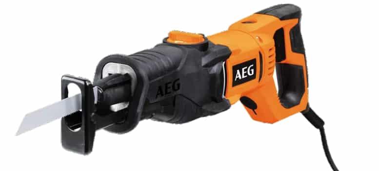 Scie sabre AEG US 900 XE