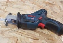 Scie sabre Bosch Pro GSA 12V-14