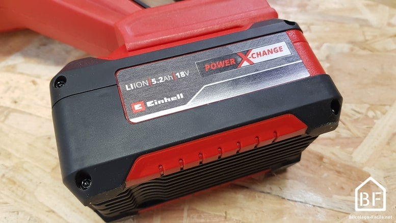 Batterie 18V PowerXcharge