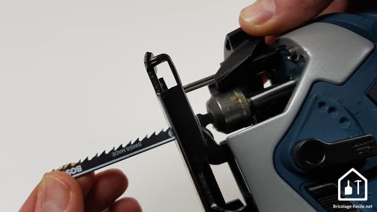 Scie sauteuse GST 90E de Bosch Professional -
