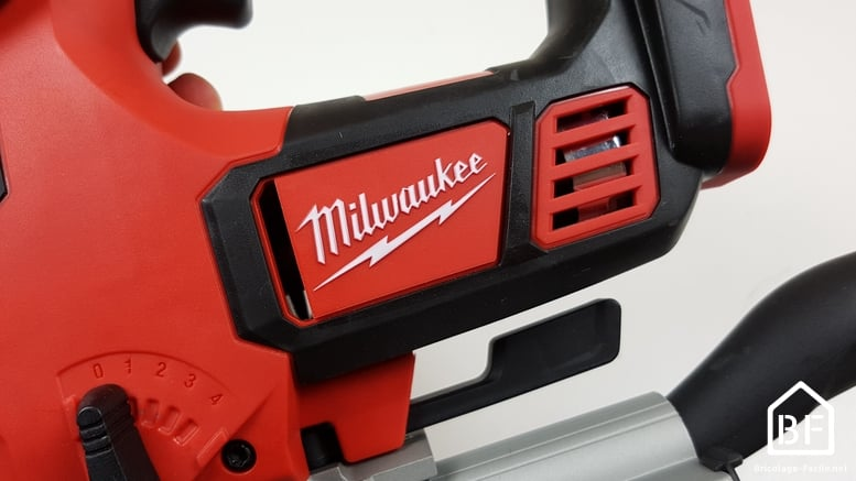 scie sauteuse Milwaukee M18 HD18 JS 18V