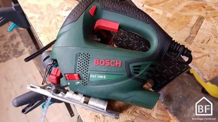 Scie sauteuse PST 700 E de Bosch