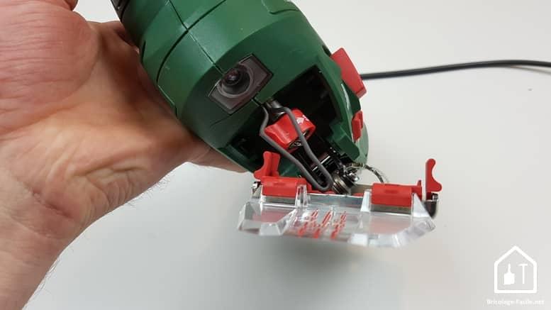 scie sauteuse PST 900 de Bosch -