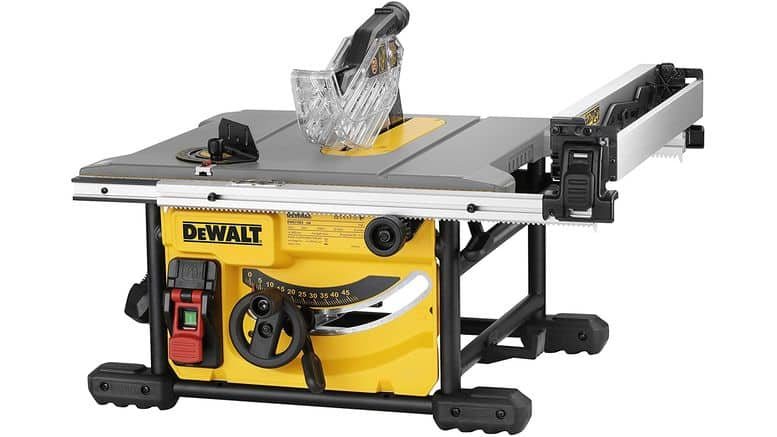 Scie sur table Dewalt DWE7485-QS