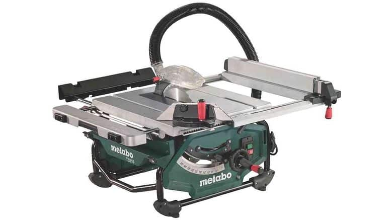 scie sur table Metabo TS216