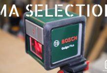 Comparatif et sélection du meilleur niveau laser