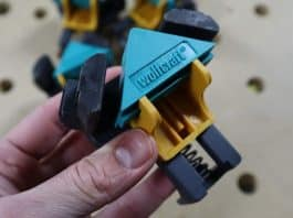 serre-joint d'angle wolfcraft