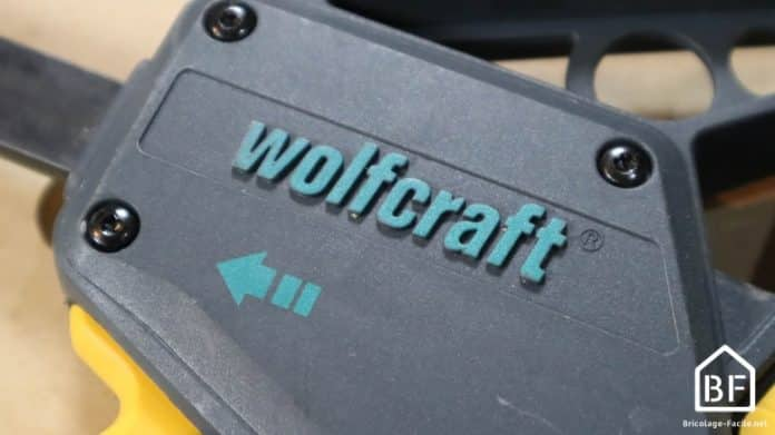 serre-joint wolfcraft