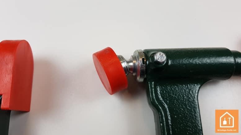 Serre-joints à pompe bessey-ser - rotule à pompe