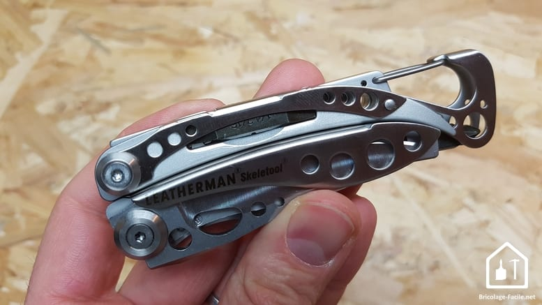 Skeletool de Leatherman -