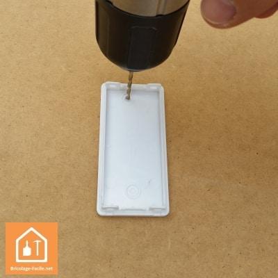 installer une sonnette sans fil legrand bricolage facile. Black Bedroom Furniture Sets. Home Design Ideas