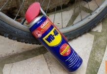 spray WD40