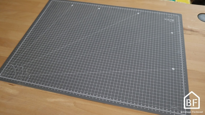 tapis de découpe A2