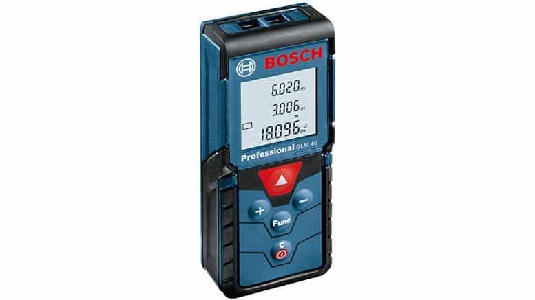 télémètre Bosch Pro GLM 40