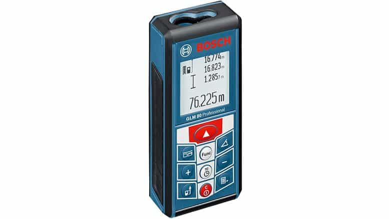 Télémètre Bosch Pro GLM 80