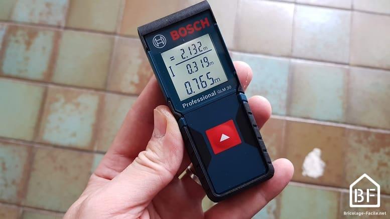 GLM 30 de Bosch Pro