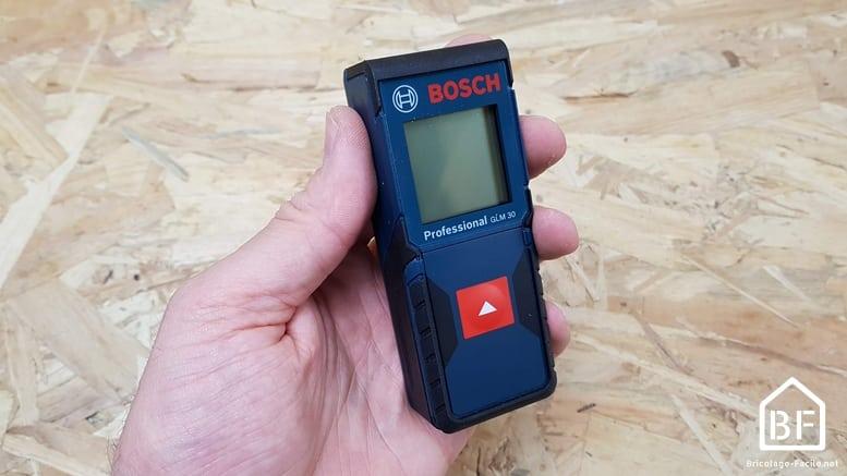 Bosch GLM 30 Professional en main