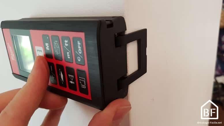 Télémètre laser LDM60 de Milwaukee -