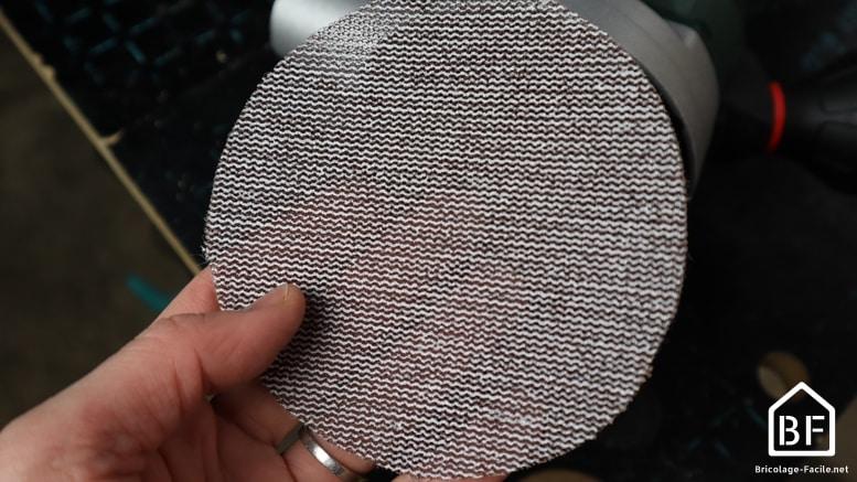 disque abrasif