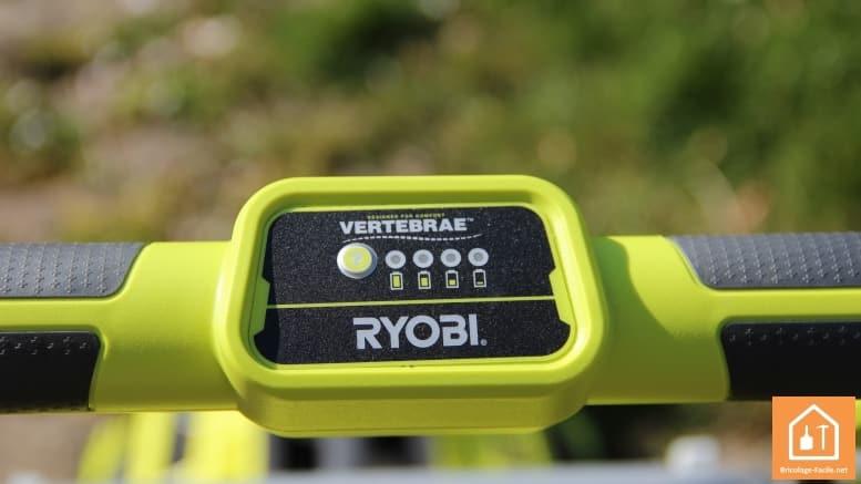 tondeuse sans fil 36V de Ryobi