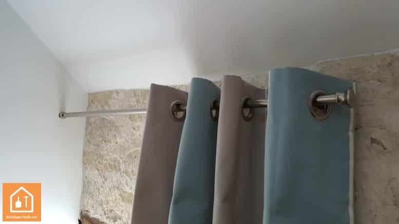 Tringle à rideau