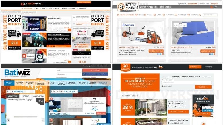 Vente priv e bricolage outillage bricolage facile - Site vente bricolage ...