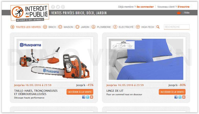 Vente priv e bricolage outillage bricolage facile - Vente privee outillage professionnel ...