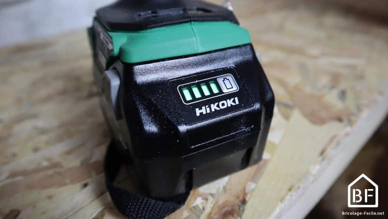 batterie 36V 18V