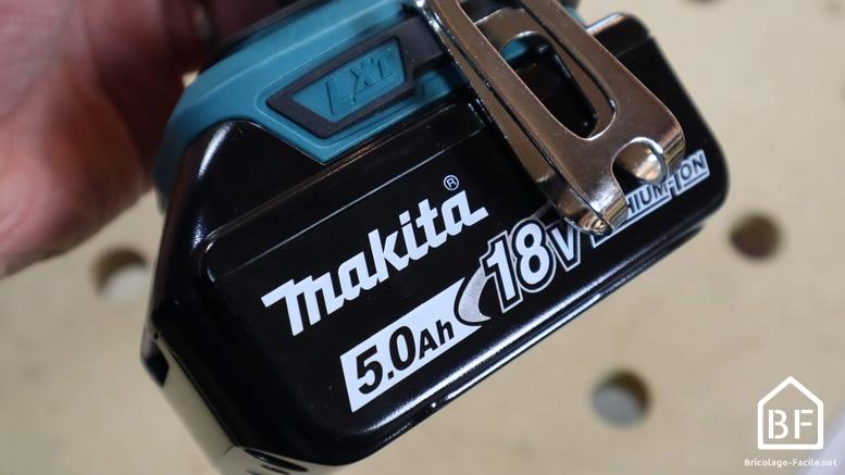 Batterie 18V Makita
