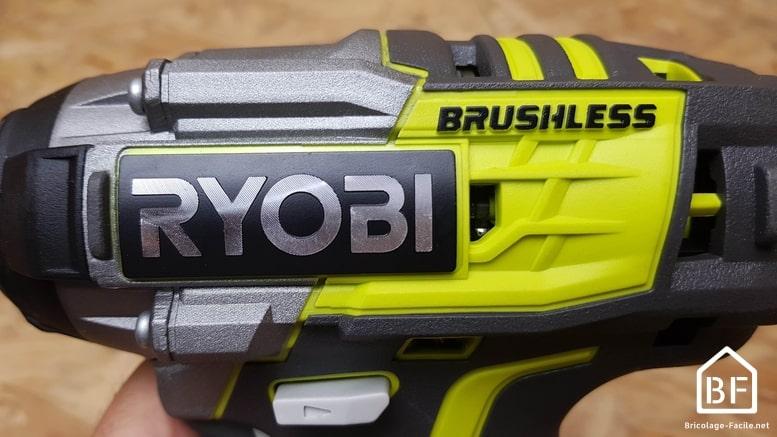 visseuse à choc Ryobi R18IDBL-0 18V ONE+