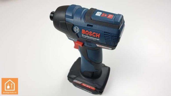 visseuse à chocs GDR 10,8 V-EC de Bosch Professional